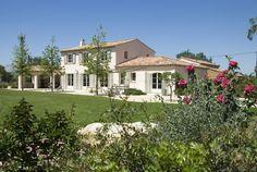 Maison traditionnelle provençale