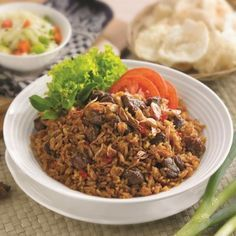 Resep Nasi Goreng Kambing ala Pedurenan - persembahan dari Kecap Bango