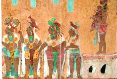 Ancient Mexico - the Maya: Pictures Tempera, Fresco, Mayan History, Colombian Art, Rivera, Mayan Cities, Mexican Art, Ancient Artifacts, Ancient Civilizations