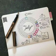 journalstudymore: TIP OF THE WEEK:use bullet journals for the...