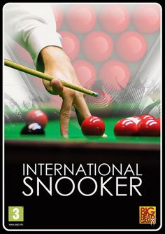 PC Digital Download - International Snooker, Now available to download and play. £9.99