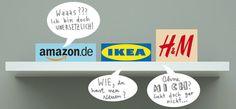 Alternative Online-Shops zu amazon, Ikea, H&M & Co.