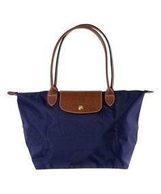 59ff9c8f4efb Another great find on #zulily! Navy Blue Le Pliage Small Tote #zulilyfinds  Minimalist