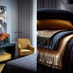 Gå høsten i møte med varme farger. Til soverommet har Slettvoll gavler, sengekapper, sengetøy, interiørvarer, nattbord, kommoder, madrasser, dyner og puter.  Vi hjelper deg gjerne med å finne den løsningen som passer best til deg, ditt hjem og ditt soverom. Finn inspirasjon i soveromskatalogen på våre nettsider. #slettvoll #soverom