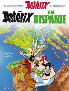 Astérix en Hispanie / texte de René Goscinny ; dessins d'Albert Uderzo