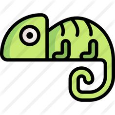 Chameleon free vector icons designed by Freepik Vector Icons, Vector Free, Infection Control, Cute Cartoon Animals, Cute Clipart, Cute Doodles, Logo Maker, Displaying Collections, Icon Pack
