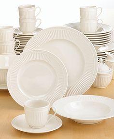 Mikasa Dinnerware, Italian Countryside 45 Piece Set - Casual Dinnerware - Dining & Entertaining - Macy's