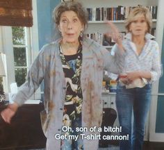 Grace & Frankie Lily Tomlin is wearing a swallow limited edition print by Loco Lindo www.loco-lindo.com