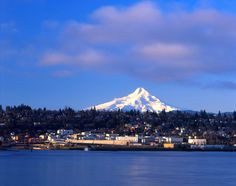 The City of Hood River, Photo Credit:Hood River Chamber