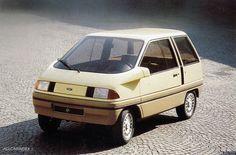Ford - Pockar Microcar, Smart Car, City Car, Concept Cars, Techno, Transportation, Designers, Ford, Passion