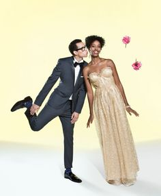 Seattle Perfect Pairs: Wedding Fashion For All Couples