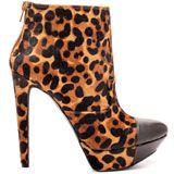 Jessica Simpson Essas 2 - Tan Lima Leopard