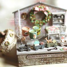 Nunu's House Christmas.