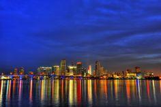 miami-beach-skyline-wallpaper-hd-miami-nupe-free-hd-wallpapers The best imagens from Miami, Miami Beach, Miami Bay..