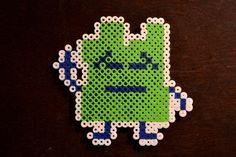 Mooninite Ignignokt Magnet  Pixel Bead Art by PixelNerds on Etsy