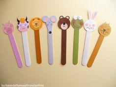 26 cute and easy craft ideas using ice cream stick Kids Crafts, Toddler Crafts, Preschool Crafts, Easy Crafts, Diy And Crafts, Craft Projects, Arts And Crafts, Paper Crafts, Mouse Crafts