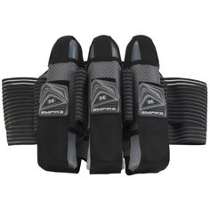 Empire Paintball 2012 TW Action Pack 3+6 Harness - Breed Grey by Empire Paintball. $46.95. Description Durable, form-fitting and built to last, the Empire Action Pack paintball harness can carry all the paint you need to get you through anything from quick points inside the net to long hours spent creeping in the brush. A no-slip lumbar pad keeps this pack exactly where you put it and silicone pod gripz are screened onto the inner wall of every elastic pod ejector! If you...