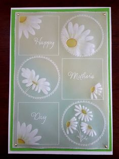 Linda Page design Vellum Paper, Paper Cards, Diy Cards, Handmade Cards, Clarity Card, Parchment Design, Acetate Cards, Parchment Cards, Flower Plates