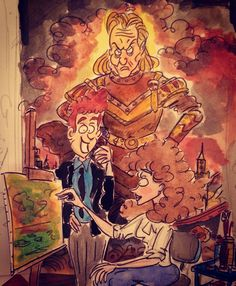 Ghostbusters 2 and Vigo