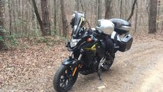 2015 Honda CB500X Givi 22 Liter side bags Givi 56 Liter trunk. Click the image and Subscribe to see new Video's Dirt Road blasting, Touring the mountains of North GA TN, NC. Blue Ridge Mtns. Join us as we Trout fish and camp all from the CBX.