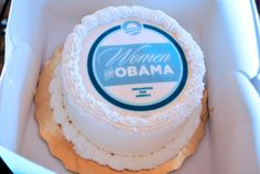 They make awesome #Women2012 birthday cakes in Sebring, Florida.