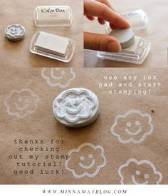 I was looking through my old blog posts and found this old stamp tutorial  that I made many years ago and I laughed at how horrible it was haha! I  decided to create an updated tutorial that is more detailed and fun! I used  to make hand carved stamps for my etsy shop so it's been something that  i've been doing for quite some time now! For those of you that are  interested in getting started, be sure to take your time and practice! I  wasn't too good at first ( this was my very first stamp)…