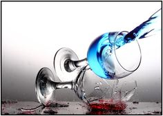 smash glass