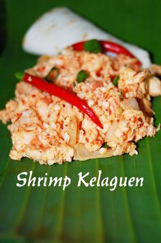 Chamorro Shrimp Kelaguen (Guam) One of my TOP foods and have always eaten this in parties but never taught how to make it. Now i will one day make it.