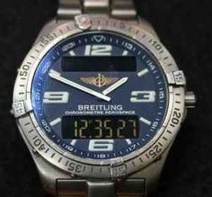 Breitling Aerospace Men's Watch Excellent Condition - $1195 (Medford, Oregon)