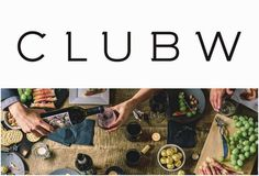 { wisp + whim: Crushing On : Subscription Boxes } Club W. #wine #wineclub