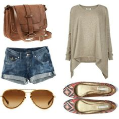 Casual Outfits - Weekend wear!