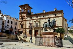 Visitamos el Museo de la Ciudad de Antequera. http://arteole.com/blog/visitamos-el-museo-de-la-ciudad-de-antequera/