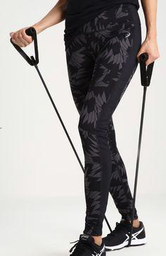Asics tights - Dark grey 449kr