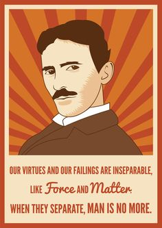 Nikola Tesla...♥
