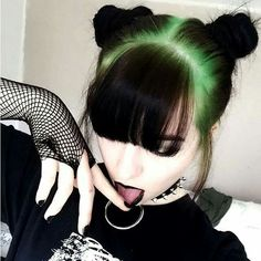 Black & Green <3
