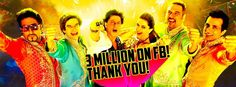 Happy New Year Movie, Fan Page, Facebook, News, Movies, Films, Movie Quotes, Movie