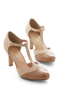 Vivacious Vibes Heel in Tan