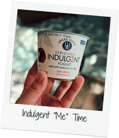 "Grab a little ""me"" time with The Greek Gods #SeriouslyIndulgent Yogurt! #ad"