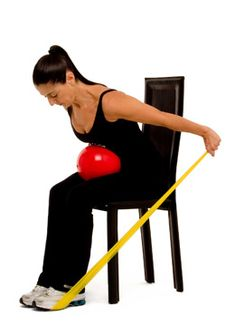 1000+ images about Arm Chair Exercises on Pinterest ...