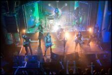 Az izlandi Skálmöld nem ismeretlen már a magyar koncertlátogatók előtt, hiszen a viking metal csapat szerepelt a 2011-es Heidenfest fesztiválon is, tavaly szeptemberben pedig a Finntroll és a Týr előtt játszottak a Club 202-ben.