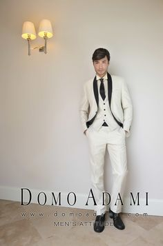 Domo Adami Men's Attitude 2014 - For more: www.domoadami.com