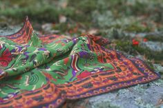 Exquisite Trimmings Egyptian Pocket Square