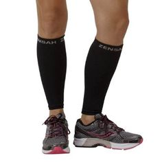 9f4114450b Zensah Compression Leg Sleeves help provide runners and all athletes with  calf