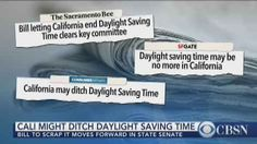 Could this state possibly scrap Daylight Saving Time? ...