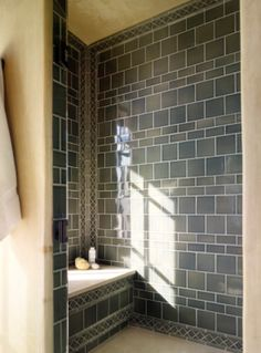 Corridor Tile Pattern