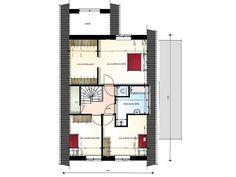 Eigentijds landelijke woning met vide - 1e verdieping