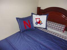 Enxoval de Bebê - Kit para mini cama  confeccionados por Maete Atelier. Para encomendar envie um e-mail para teresi@globo.com