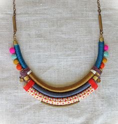 DIY necklace ~