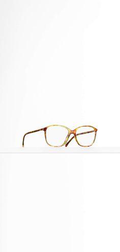 83d7b9099a7 CHANEL Eyewear   Square eyeglasses