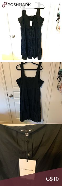 Boho dress, new with tags Black midi boho dress from target. New, never worn, size XXL Target Dresses Midi Boho Midi Dress, Target Dresses, Plus Fashion, Fashion Tips, Fashion Trends, New Dress, Tags, Closet, Outfits